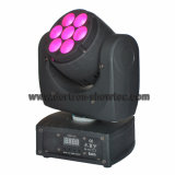LED-bewegliches Hauptträger-Licht 7X8w RGBW 4in1