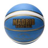 Баскетбол резины размера 7 оптовой изготовленный на заказ печати официальный для промотирования