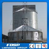 Силосохранилища зерна 500 тонн для силосохранилища хранения силосохранилища & маиса питания цыплятины