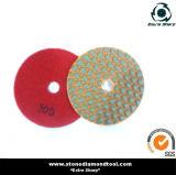 돌 (DMD-05) 다이아몬드를 위해 건조한 닦는 패드를 도구로 만든다