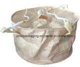500kg beige Massenbeutel der Farben-FIBC/grosser Beutel