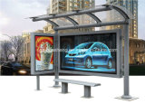 Metallo Bus Shelter per Public Facilities (HS-BS-F026)