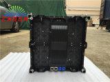 500 * 500 mm de alta precisión Alquiler panel de la pantalla LED