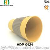 Copo de café de bambu orgânico Eco-Friendly da fibra de 2016 vendas quentes (HDP-0424)