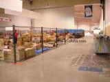 Загородка обеспеченностью временно для рынка Канада