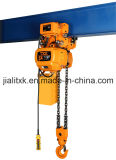 Hook Suspensionの5ton 2/1 Electric Chain Hoist