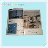 Impression de papier colorée adaptée aux besoins du client de brochure