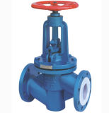 Robinet d'arrêt sphérique de gaz de commande de pression d'acier inoxydable