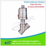 "Клапан места угла (2JW500Q63 (b) - 50 G2 "" SS316 или SS304)"