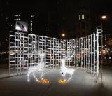 高い防水LEDのモチーフは屋外のクリスマスの装飾をつける