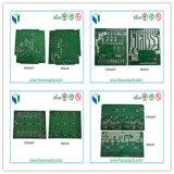 Tarjeta suave y dura del oro de la inmersión, tarjeta de circuitos de la impresión, PWB de múltiples capas