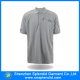 مصنع بالجملة [هيغقوليتي] رماديّ قطب رجل لعبة البولو [ت] قميص