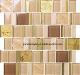 Mosaico de cristal del azulejo de 2016 ventas al por mayor para la decoración de la casa