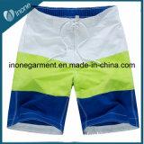 Os Mens de Inone W06 nadam calças curtas dos Shorts ocasionais da placa