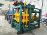 連結の煉瓦作成機械ブロックはプラントを作る