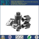Части трубы стали точности подвергли механической обработке CNC, котор
