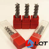 CNC Tungsten Carbide Milling Cutter Tools for Aluminium and Cooper