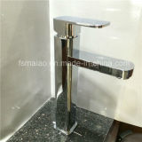 Robinet en laiton rond de levier de Singel de salle de bains de filigrane (CG4200)