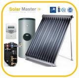 Calentador de agua solar fácil del tubo de vacío de la instalación para Proejcts grande