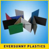 лист картона 1220*2440mm PP рифлёный пластичный