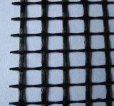 Red Álcali-Resistente de la fibra de vidrio cubierta con el carbón