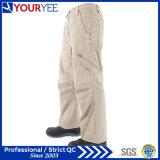Pantalon de travail de Mens d'OEM personnalisé par vente en gros (YWP113)