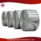 Acier galvanisé par enroulement galvanisé plongé chaud d'enroulement de tube d'acier inoxydable