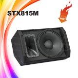 Stx815m 15 '' de peso ligero de dos vías Stage Speaker