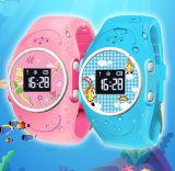 도매 IP68는 아이를 위한 지능적인 GPS 시계를 방수 처리한다