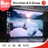 P4 farbenreicher SMD video Innenbildschirm der LED-Bildschirmanzeige-Anschlagtafel-LED