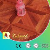 La viruta del hogar HDF AC3 V-Grooved laminó el piso de madera laminado