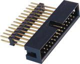 коллектор коробки DIP H=8.9 90 2.54mm