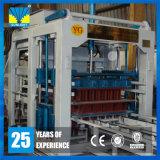 Bloc Qt12 concret hydraulique complètement automatique faisant la machine