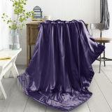 Suzhou Taihu Snow Luxury Silk Blanket en tant que couette en été