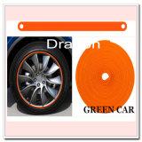 Anti protezione della rotella di automobile della protezione dell'orlo del PVC della graffiatura