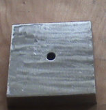 Anode sacrificatoire 5D2 d'alliage de magnésium