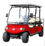 Carrello di golf elettrico di Seater di ultima alta qualità 6 di disegno