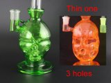 Forte tubo di acqua di vetro inferiore del tubo di vetro favoloso dell'uovo con la giuntura femminile di 14.5mm 9 pollici di tubo alto