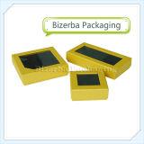 Cusmomized Pappdrucken-handgemachter Geschenk-Kasten