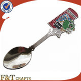 Kundenspezifisches Logo Souvenir Crafts Metal Spoon für Gifts (FTSS2919A)