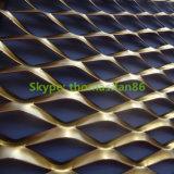 Erweitertes Ineinander greifen/Stahlineinander greifen/Aluminiumineinander greifen-/Metalllatte