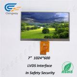 Тип модуль TFT дюйма TFT LCD OEM 7 высокого качества