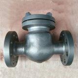 Válvula de verificação do molde/aço inoxidável com padrão do API