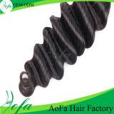 Jungfrau-Zubehör-Haar der Guangzhou-Lieferanten-Maschinen-Made100% menschliches