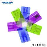 De Emblemen van de Creditcard van de Schijf USB Voor de Aandrijving van de Flits van Websites USB