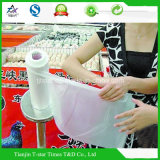 Supermercato Shopping Printed HDPE Plastic Grocery Bags su Roll