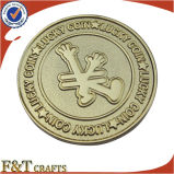 Изготовленный на заказ Gift Promotion Commemorative 3D Metal Old Coins
