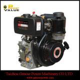 최신 Sale 3.4kw/4.6HP Engine New Design Diesel Engine Electric Start Zh170f