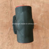 API602 Forged Carbon Steel A105 Butt Welding End Check Valve