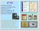 Convertidor del control de vector del flux, zambullida de la CA y control de velocidad para los motores de inducción En600